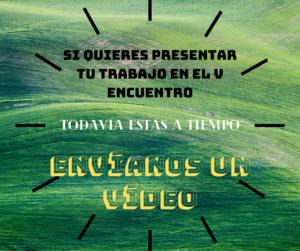 Aún estás a tiempo de presentar tu trabajo en el V Encuentro Iberoamericano de Turismo Rural