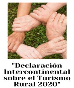 IBEROATUR se adhiere a la «Declaración Intercontinental sobre el Turismo Rural 2020»