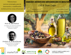 Arrancan los Seminarios Universitarios de IBEROATUR con el Ciclo de Turismo Creativo