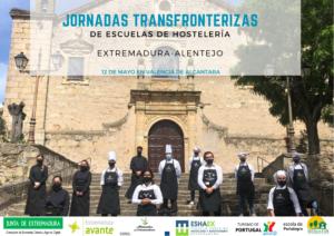 JORNADAS TRANSFRONTERIZAS DE ESCUELAS DE HOSTELERÍA EXTREMADURA- ALENTEJO